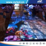Wedding AisleのためのLED Dance Floor Used