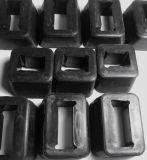 減少ボックスのためのゴム製弱まるブロック