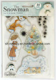 Variety Clear Stamps para Scrapbooking