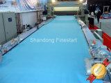 Macchinario aperto di rifinitura della tessile del costipatore di larghezza del vapore/macchinario della tessile