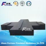 Componentes mecánicos de gran precisión de granito