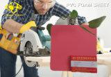 Het roze Blad van het pvc- Schuim voor BedrijfsDecoratie 620mm
