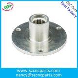 Hoge Precisie CNC die die Delen machinaal bewerken door Aluminium, Messing, Brons, Koper worden gemaakt