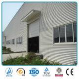 Edificio prefabricado firme del metal de la estructura de acero