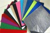 Polyester-überzogener Film-Ausstellung-Teppich 100%