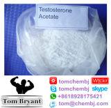 高品質の短いエステルのTestosteronの粉のテストステロンのアセテート(A)テスト