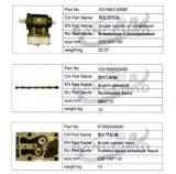 De Vervangstukken van de Vrachtwagen Shacman van Sinotruck HOWO kiezen de Compressor van de Lucht van de Cilinder uit