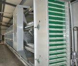 Type bâti du système H de matériel de cage de poulet d'éleveur