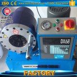 Máquina que prensa del manguito hidráulico de alta presión del Ce de la fabricación de China