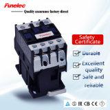Contactor eléctrico magnético de la CA del contactor 3p+No 3p+Nc de la CA de la fábrica Fng01