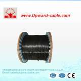 Câble électrique de conducteur en aluminium de basse tension