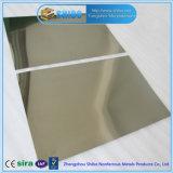 Feuille superbe de molybdène de qualité de premier constructeur de la Chine avec la pureté plus de 99.95%