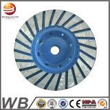 Turbo duradera de la hoja de sierra de diamante para mármol granito cerámica hormigón