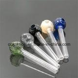 De kleurrijke Pijp van het Glas van de Aardbei voor Tabak (B24)