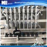 Macchinario automatico pieno dell'imbottigliamento dell'inserimento dell'ostruzione dell'olio/frutta di oliva
