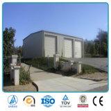 Projet préfabriqué d'entrepôt de structure métallique de Muti-Étage