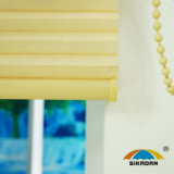 熱い半販売SKDの陰の蜜蜂の巣かミツバチの巣または細胞巻上げ式ブラインドのWindowsシャッター