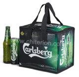 12-botella bolso del refrigerador de PK (C-033)