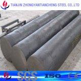 Barra redonda de aço forjada grande em 4140 4340 4130 42CrMo4 40nicrmo22