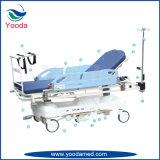 Atendimento X Ray Electric Hospital Paciente transferência de trole