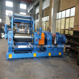 Rollengummi-geöffnetes mischendes Tausendstel des China-Hersteller-Xk450 zwei mit auf lagermischmaschine