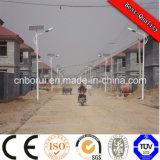 IP67 Zonne LEIDENE van China van de Sensor van de motie Verlichting van het In het groot Parkeerterrein van Straatlantaarns de Openlucht met 5 Jaar van de Garantie