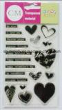 Selos exclusivos exclusivos para projetos de Scrapbooking e DIY