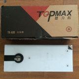고품질 Tublar 손잡이 K08001를 가진 알루미늄 프레임 두 배 여닫이 문