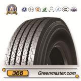 Neumático famoso 205/75r17.5 215/75r17.5 225/75r17.5 235/75r17.5 245/70r17.5 del omnibus de la carretera de la marca de fábrica