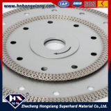 Cutting rápido Speed Turbo Diamond Saw Blade para Ceramic/Diamond Blade