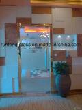 vidro geado moderado 8mm da prateleira de 6mm