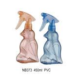家のクリーニング400ml (NB367)のためのプラスチックトリガーのスプレーヤーのびん