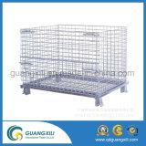 Металлический контейнер с проволочной сетки размером 800*600*640