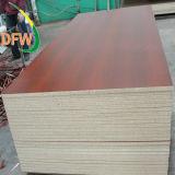 Hot Sell Mélamine Panneaux de particules / particules pour meubles