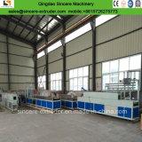Feuille de marbre d'imitation de PVC produisant des machines/machines en pierre de profil