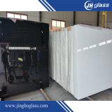 le macchie metalliche di 2-6mm appoggiano Splashbacks di vetro di costruzione verniciato