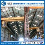 Cloche de construction préfabriquée de modèle de constructions de structure métallique de fournisseur de la Chine