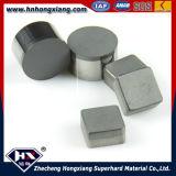Zhecheng 1308 Polycrystalline Diamond Compact PDC em branco