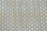 Bambu Pattern 8X8 PVC Woven Placemat