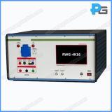 La Chine a fait le générateur d'onde de boucle du matériel de laboratoire IEC61000-4-12 4kv