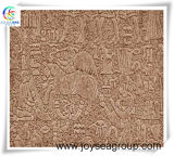 In reliëf gemaakte Houtvezelplaat voor Decoratie