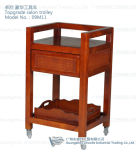 Erstklassige festes Holz-Salon-Laufkatze der Slaon Möbel (09M11)