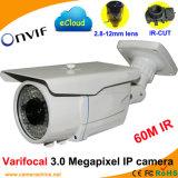 Varifocal 3.0 fornitori delle macchine fotografiche del CCTV del IP di Web di Megapixel