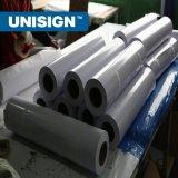 Белый клей самоклеющиеся виниловые наклейки, в целом продажи пустым материалы для печати