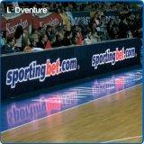 옥외 풀 컬러 둘레 경기장 LED 디지털 위원회