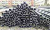 Pipe/tube d'acier du carbone Q235-Q345 avec la peinture noire