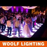 Koop Disco Panels Star Light omhoog Door sterren verlicht Portable LED Dance Floor met DMX