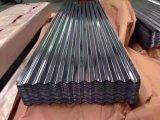 건축을%s 0.125-0.5mm 지붕을 다는 장에 의하여 주름을 잡는 직류 전기를 통한 강철판