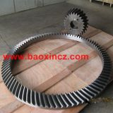 Cone Crusher 36 Mold Large Spiral Bevel Gear