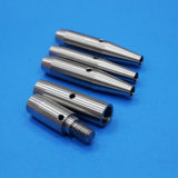 Selbst-CNC rostfrei/Stahl/drehendes/gedrehte Reserve CNC-maschinell bearbeitenmetalteile Aluminium